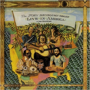 Live In America album cover