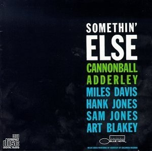 Somethin' Else album cover