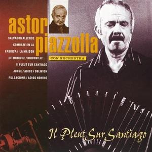 Il Pleut Sur Santiago album cover