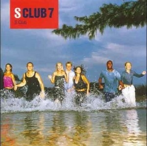 S Club album cover
