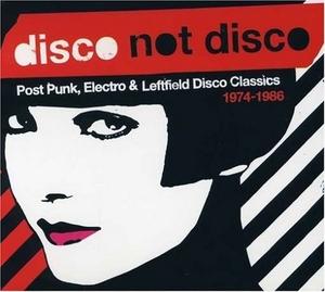Disco Not Disco album cover