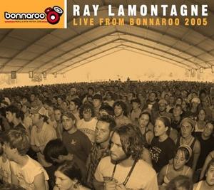 Live From Bonnaroo 2005 album cover