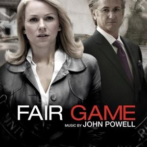 Fair Game (Soundtrack) album cover
