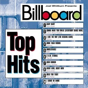 Billboard Top Hits: 1991 album cover