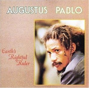 Earth's Rightful Ruler album cover