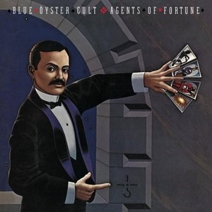 Agents Of Fortune album cover