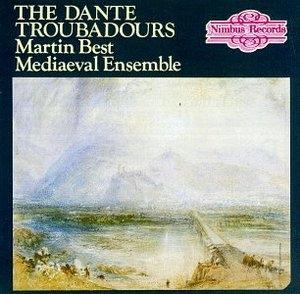 The Dante Troubadours album cover