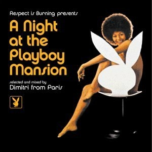A Night At The Playboy Mansion album cover