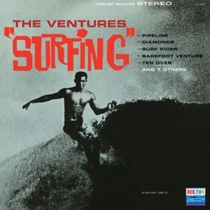 Surfing (Reissue) album cover
