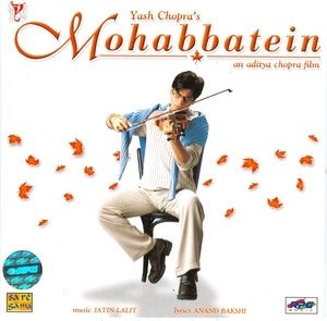 Mohabbatein album cover