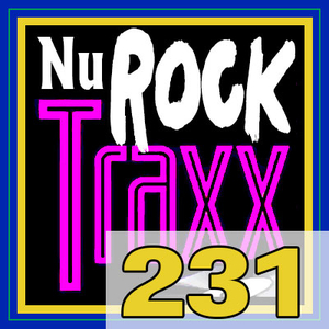 ERG Music: Nu Rock Traxx, Vol. 231 (June 2018) album cover
