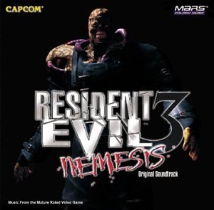 Resident Evil 3 Nemesis Game Soundtrack By Various Artists