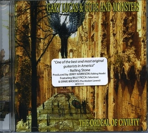 The Ordeal Of Civility album cover
