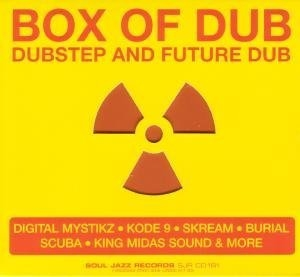 Box Of Dub: Dubstep And Future Dub album cover