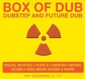Box Of Dub: Dubstep And Future Dub album cover