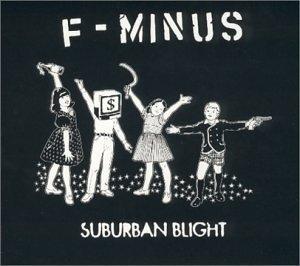 Suburban Blight album cover