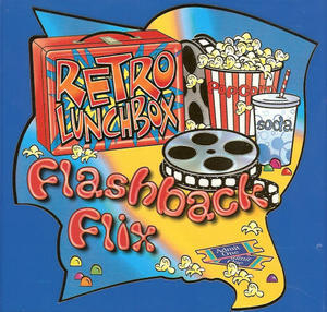 Retro Lunchbox: Flashback Flix album cover