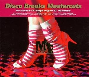 Disco Breaks Mastercuts album cover