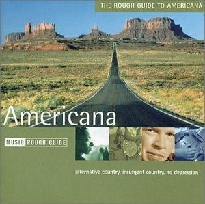 The Rough Guide To Americana album cover