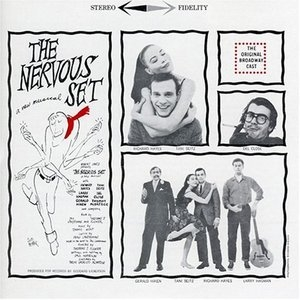 The Nervous Set (1959 Original Broadway Cast)  album cover