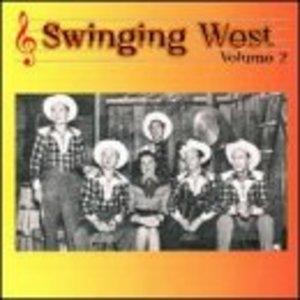 Swinging West Vol.2 album cover