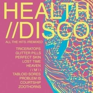 Disco album cover