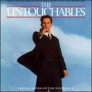 The Untouchables: Original Motion Picture Soundtrack album cover