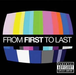 From First To Last album cover