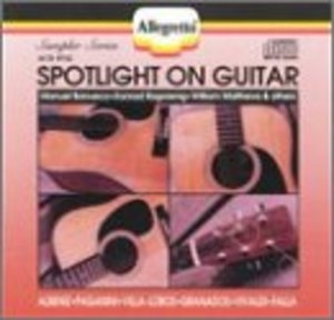 Spotlight On Guitar album cover