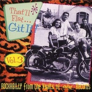That'll Flat Git It Vol.3 album cover