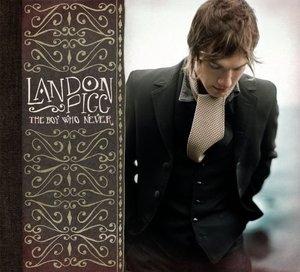 The Boy Who Never album cover