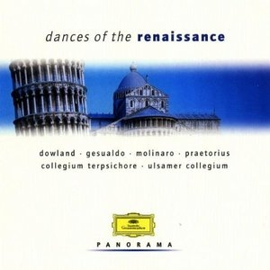 Dances Of The Renaissance album cover