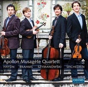 String Quartets~ Lyric Scenes For String Quartet album cover