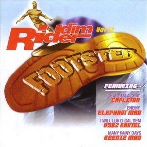 Riddim Rider, Vol. 12: Footstep album cover