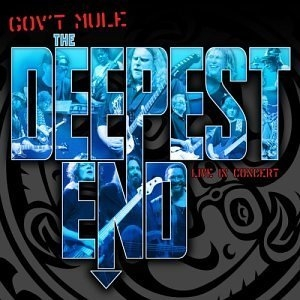 The Deepest End: Live In Concert album cover