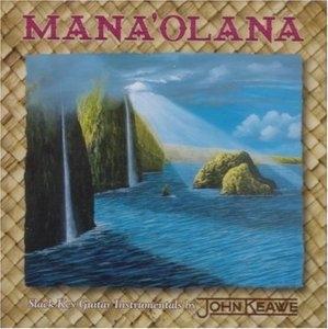 Mana'olana album cover