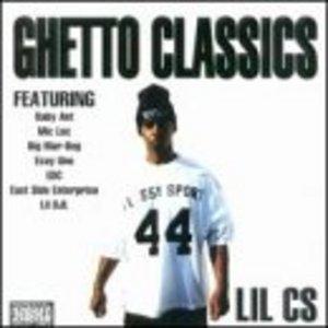 Ghetto Classics album cover