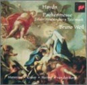 Haydn: Paukenmesse album cover