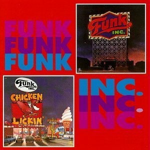 Funk Inc-Chicken Lickin' album cover