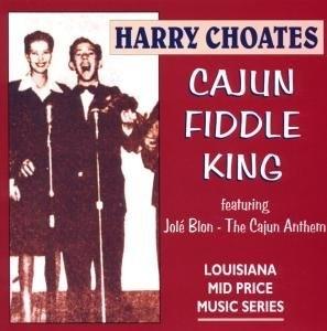 Cajun Fiddle King album cover