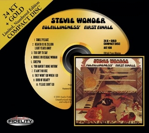 Fulfillingness First Finale (Limited Gold Edition) album cover
