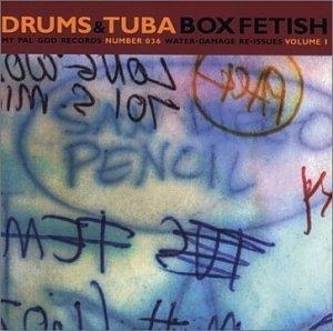 Water-Damage Reissues Vol. 1: Box Fetish album cover