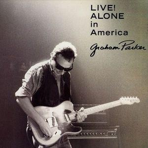 Live! Alone In America album cover
