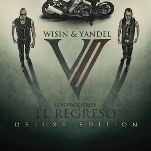 Los Vaqueros, El Regreso album cover