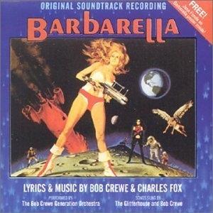 Barbarella: Original Soundtrack Recording album cover