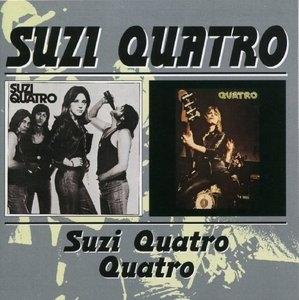 Suzi Quatro~ Quatro album cover