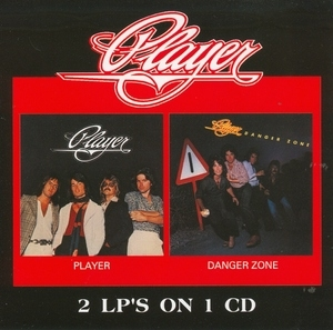 Player-Danger Zone album cover