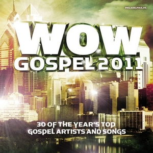 WOW Gospel 2011 album cover
