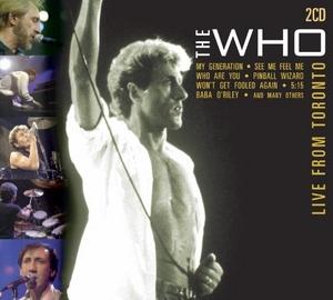 Live From Toronto album cover
