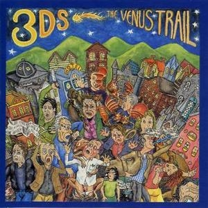 The Venus Trail album cover